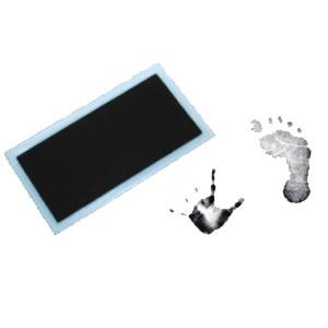 足迹印台(塑料片) WZ-2100